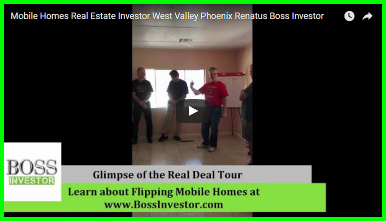 Start Being a Real Estate Investor with Affordable Mobile Homes